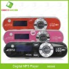 Built-in MP3 Players Support TF Card USB MP3 Player