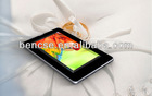 Android 4.0 dual camera tablet pc allwinner A10 1.5Ghz 10 inch Boxchip 10 point IPS tablet pc