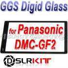 GGS LCD Screen Protector glass for Panasonic DMC-GF2