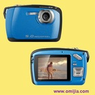 Waterproof 5MP Digital Camera Photo Camera ipX8 720P HD with Face Recognition(TDC-5D5)
