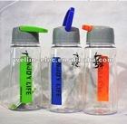700ML clear sport water bottle plastic,water bottle covers ZWB485