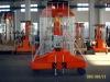 set cylinder lift platform