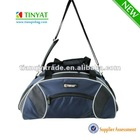 Salable black jacquard travel bag