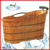 Wooden soaking barrel