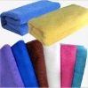 100% microfiber towel,soft towel