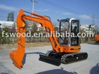 Mini Excavator ZY35 with CE