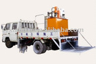 truck mounted airless cold marking machine