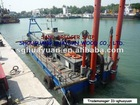 HY HOT-selling Sand Dredge Ship with output of 2000 m3/h