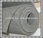 100 percent insulation woollen felt