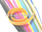 Rohs trendy fashion silicone belt 2012 with wave design