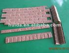 Vida Faux Brick Exterior Wall Panel(Model:VD100101 Color:VDC110)