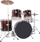 PVC Drum Set Kit 5 PCS any colour percussion
