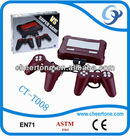 8 bit tv game and game console, the most hot sale, victor tv games for Christmas in 2013