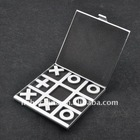 Magnetic Tic Tac Toe, XO Chess, Come with silver gift box