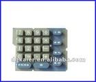 remote control conductive silicone rubber keypads