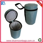 Portable warmer bags for drinking bottle