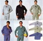 65%poly -35% cotton farbic work wear