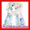 Custom Lady Fashion Silk Scarves SK0591-21