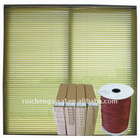 Components of PVC Blinds