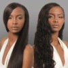 afro curl indian remy hair stock full lace wig