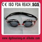 swimming goggles with optical description