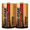 Super Alkaline Battery C LR14 2pcs/shrink packing