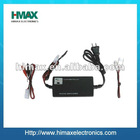 Charger for 6V-12V NiMH battery pack