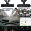 GPS G-sensor dual camera car black box