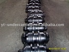 crawler crane P&H 7045 track roller