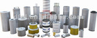 A variety of Hydraulic Oil Filter Elements with High Performance
