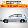 PU RG Style Golf V/Golf MK6/Golf 6 Side Skirts body kits for VW
