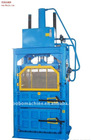 plastic scrap baler/pet bottle baling machine