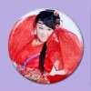 Fashion design promotion badge
