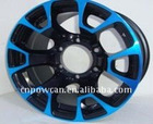 BK254 aluminum alloy rim for SUV