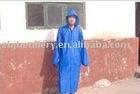Soft PVC rain coat