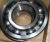 Self-aliging ball bearing
