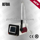 2012 Guangzhou High Quality Yag Laser Birthmark Removal Machine With Q Switched ND YAG For Sale