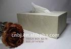 facial tissue box design