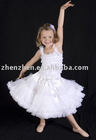 2010 newest design, crystal yarn mini petticoat (tutu) TT-89