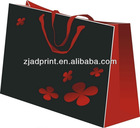 luxury large size recycle paper bags wholesale