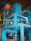 air classifier for clacium carbonate