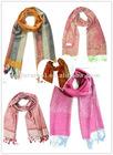 100% Merino Wool Woven Scarf