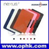 2012 newest design for google nexus 7 cover