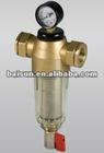 prefilter sediment filter water treatment micron pocket filtration POE