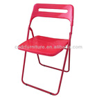 Zhangzhou Metal Furniture- Modern portable plastic folding chair