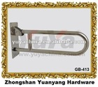folding grab bar,stainless steel bar(GB-413B)