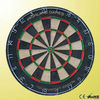 Sisal dartboard with CE& ROHS