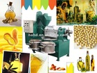 Palm Kernel Oil Expeller/ ZL-160 Screw Oil Press Machine