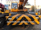 Used 45t Kobelco rough terrian crane