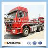 6x4 howo Tractor Truck on sale